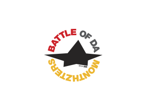 LOGOTIPO BATTLE OF DA MONTHZTERS