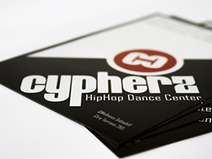 FLYER CYPHERZ CENTER