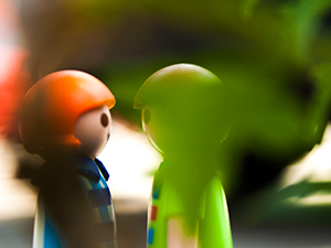 SESIÓN FOTOGRÁFICA PLAYMOBIL – LITTLE HERO
