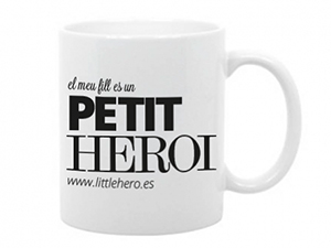 TAZA LITTLE HERO